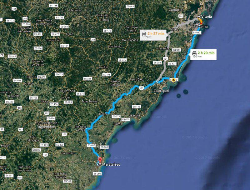 O que fazer em Marataízes: Praias e Pontos Turísticos