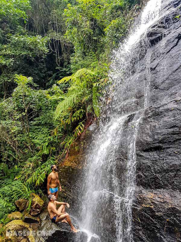 O que fazer em Maresias: Cachoeira
