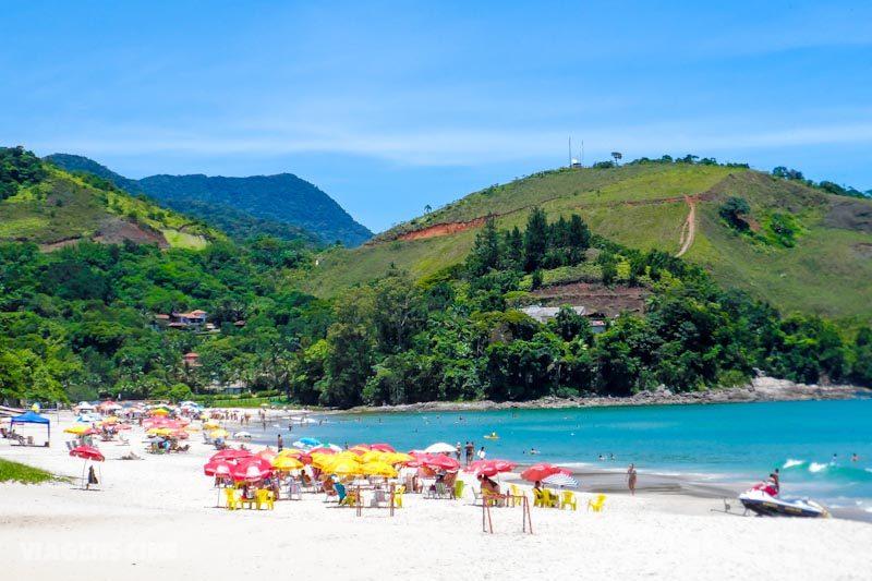 O que fazer em Maresias: Praias, Trilhas e Rapel