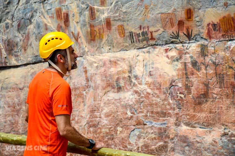 Gruta do Janelao Parque Nacional Cavernas do Peruacu