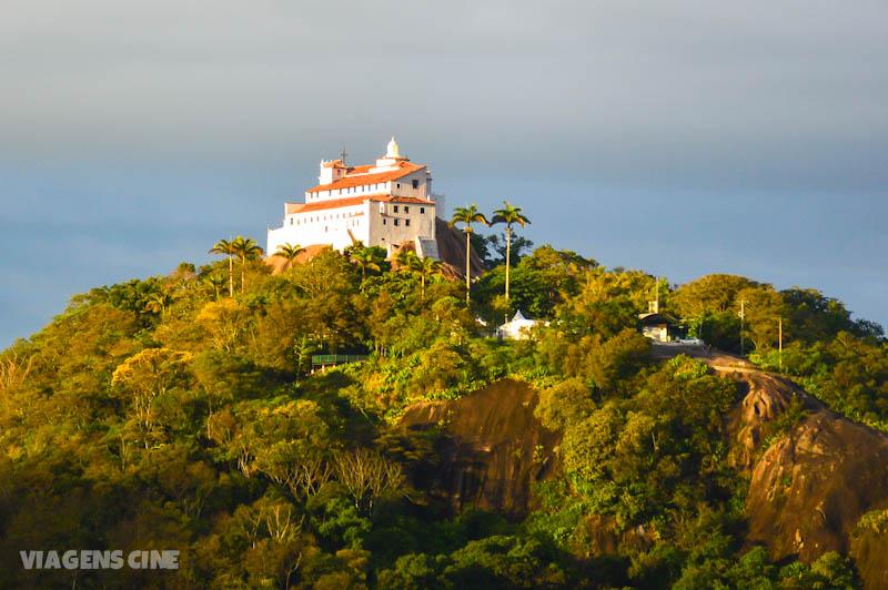 O que fazer em Vitória e Vila Velha: Convento da Penha
