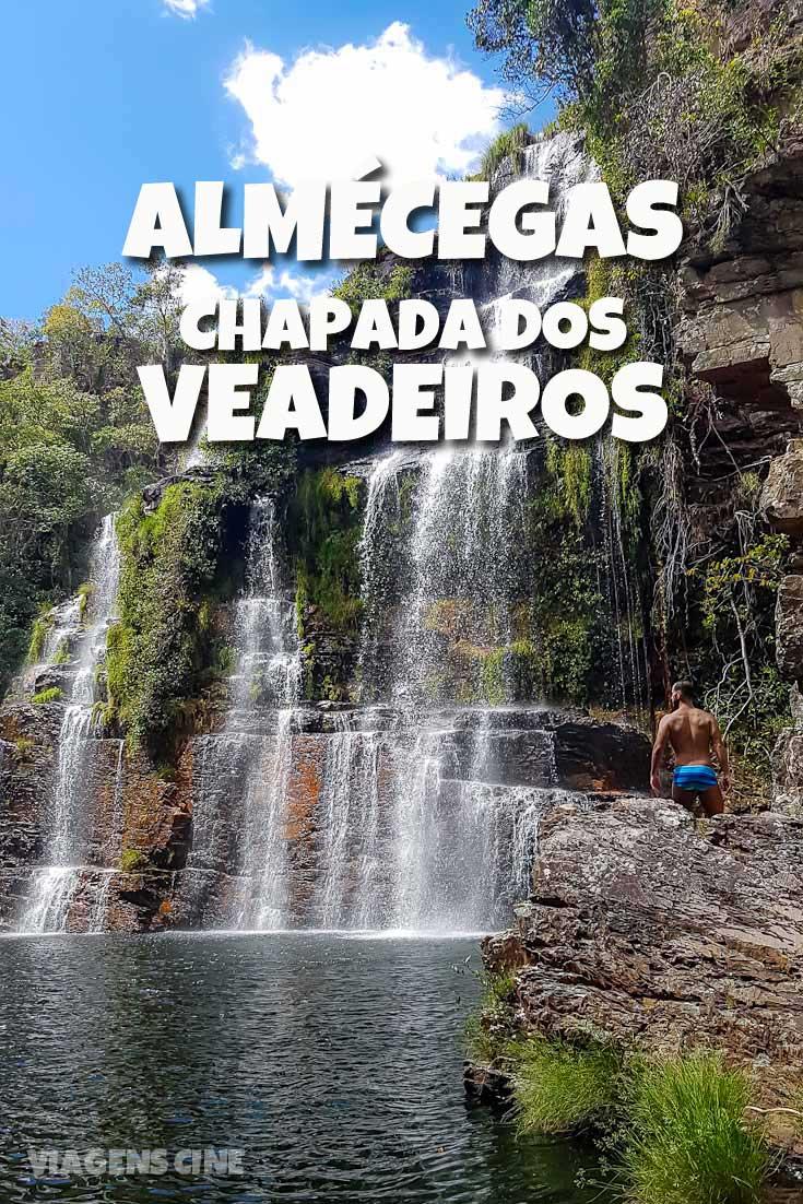 Almécegas I: cachoeiras da Chapada dos Veadeiros