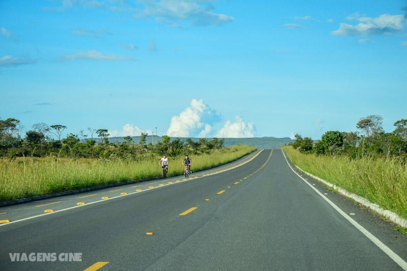 Estrada de Alto Paraíso até São Jorge - Vale da Lua