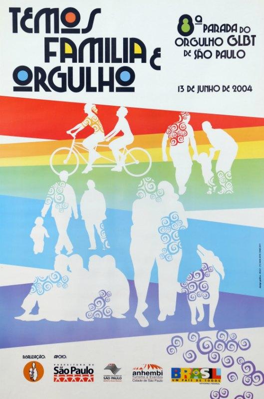 Parada do Orgulho LGBT São Paulo