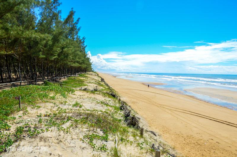 Ilha Praia de Guriri Espírito Santo