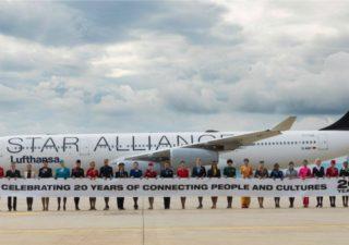 Star Alliance 20 Anos