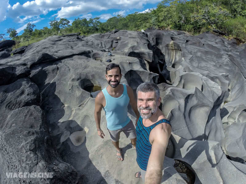 Vale da Lua, Alto Paraíso de Goiás: Chapada dos Veadeiros