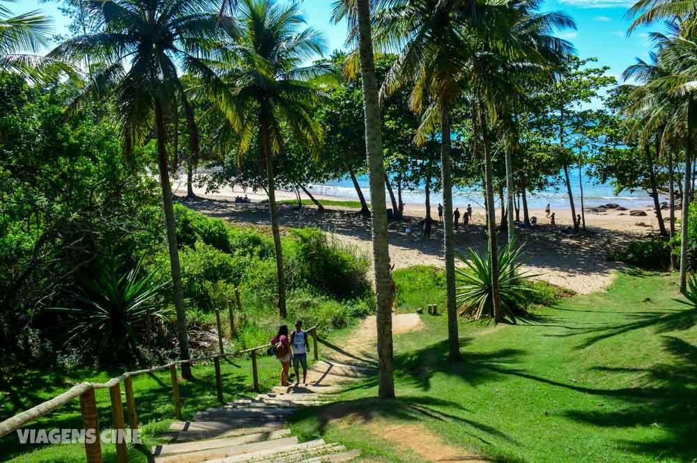 O que fazer em Guarapari - Espírito Santo: Praia dos Padres
