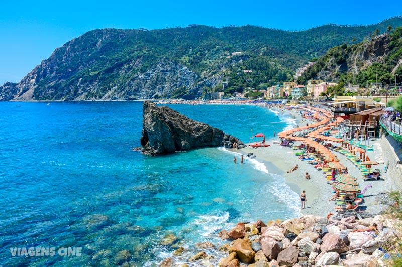 Melhores Praias do Mundo: Cinque Terre