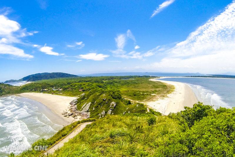 Melhores Praias do Mundo: Ilha do Mel