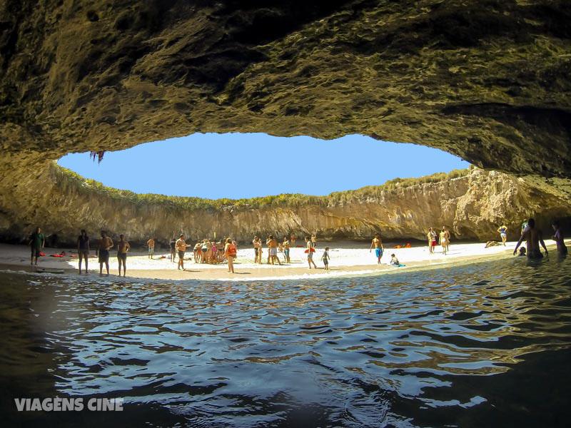 Melhores Praias do Mundo: Playa del Amor (Playa Escondida), México
