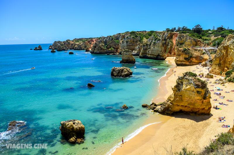 Melhores Praias do Mundo: Praia da Dona Ana, Algarve
