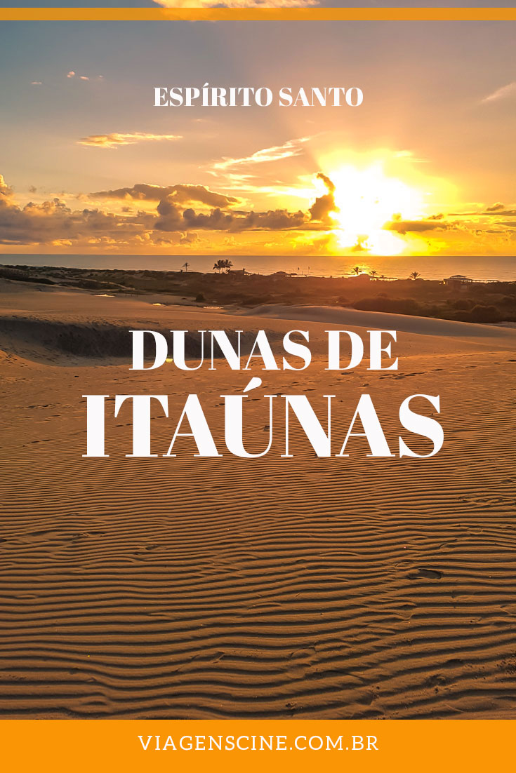 O que fazer em Itaúnas ES