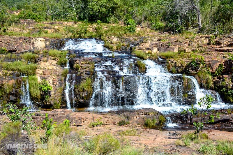 Cachoeira do Macaquinho: Chapada dos Veadeiros