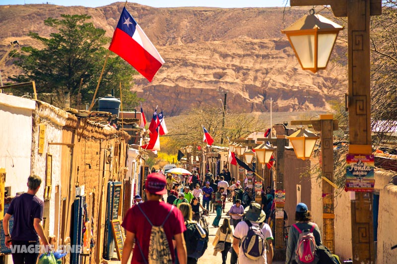 Viagem para o Deserto do Atacama - Dicas e Roteiro de 7 Dias