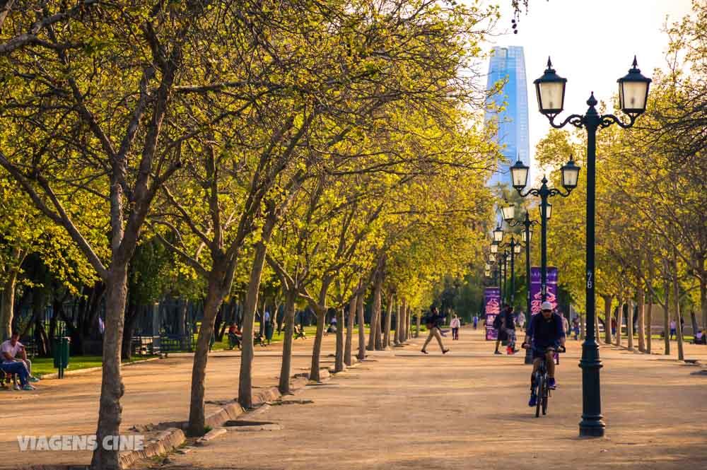 Chile Santiago Dicas de Viagem