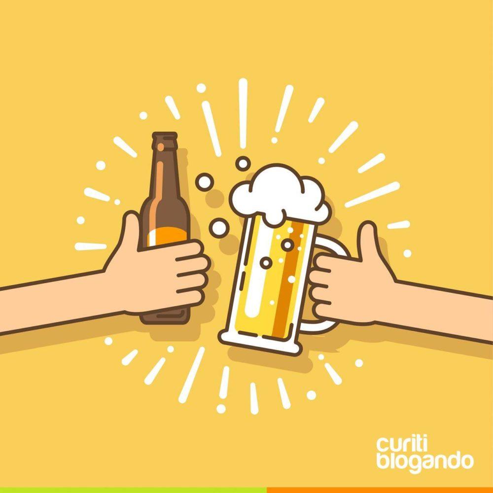 Curitiba Roteiro 4 Dias - Tema Cerveja: Curitiblogando 2017