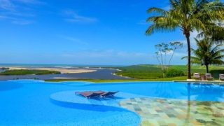 Gungaporanga Hotel: Hotel em Barra de São Miguel - Alagoas