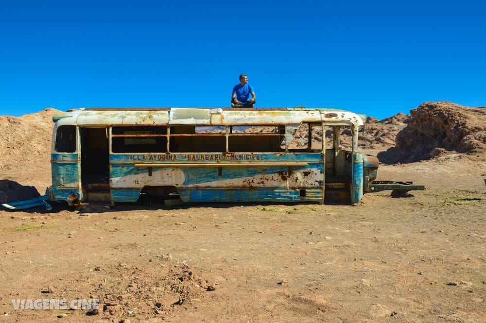 Lagunas Escondidas de Baltinache - Tour no Deserto do Atacama