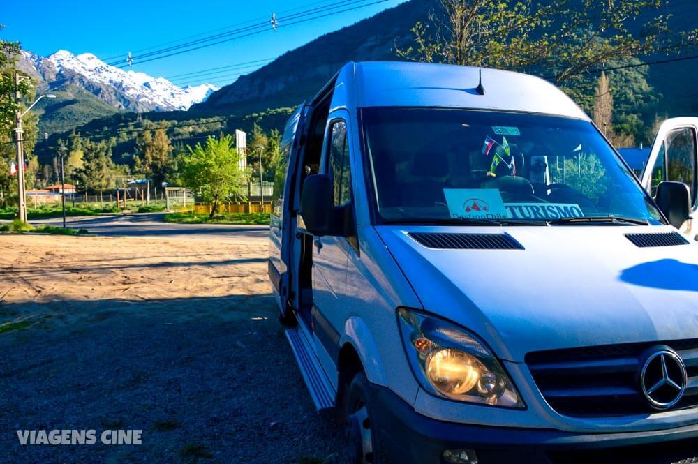 Cajon del Maipo e Embalse El Yeso: Passeio Imperdível em Santiago, Chile