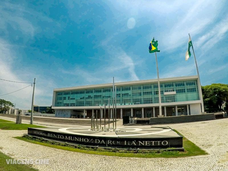 O que fazer no Centro Cívico de Curitiba