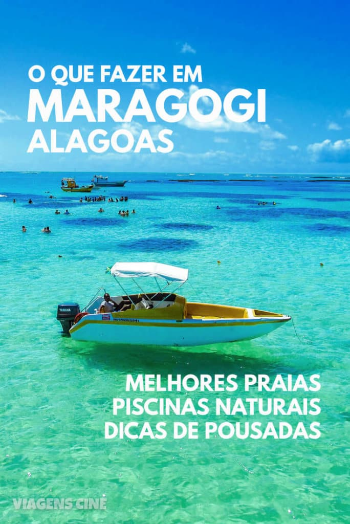 O que fazer em Maragogi Alagoas: melhores praias, dicas de pousadas e melhor época