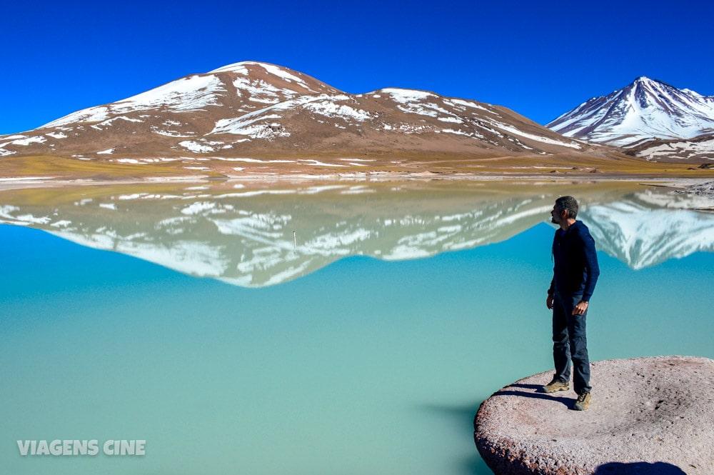 Lagunas Altiplanicas e Piedras Rojas: O Melhor Passeio do Atacama - Lagunas Miscanti e Miñiques