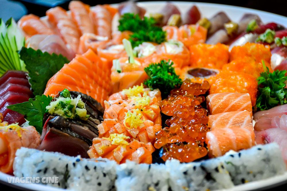 Rodízio Japonês em São Paulo: Kawa Sushi Jardins