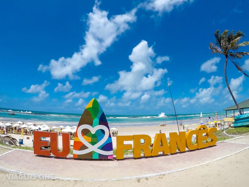 Praia do Francês: Litoral Sul de Alagoas