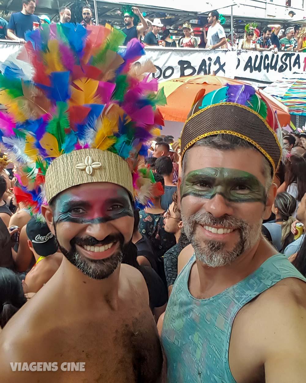 Blocos LGBT SP 2018 - Bloquinhos Gays de São Paulo