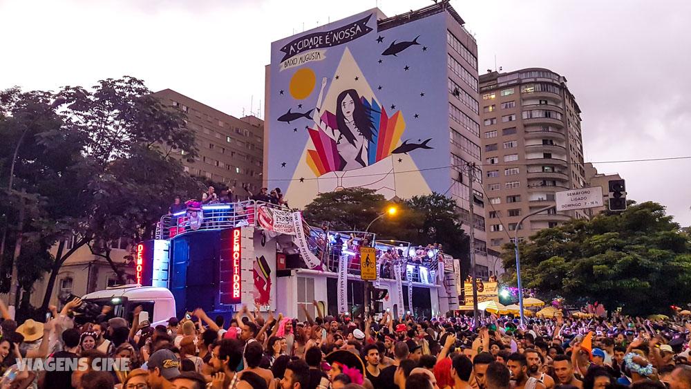 Melhores Blocos de Rua de SP: Carnaval 2018 - Programação