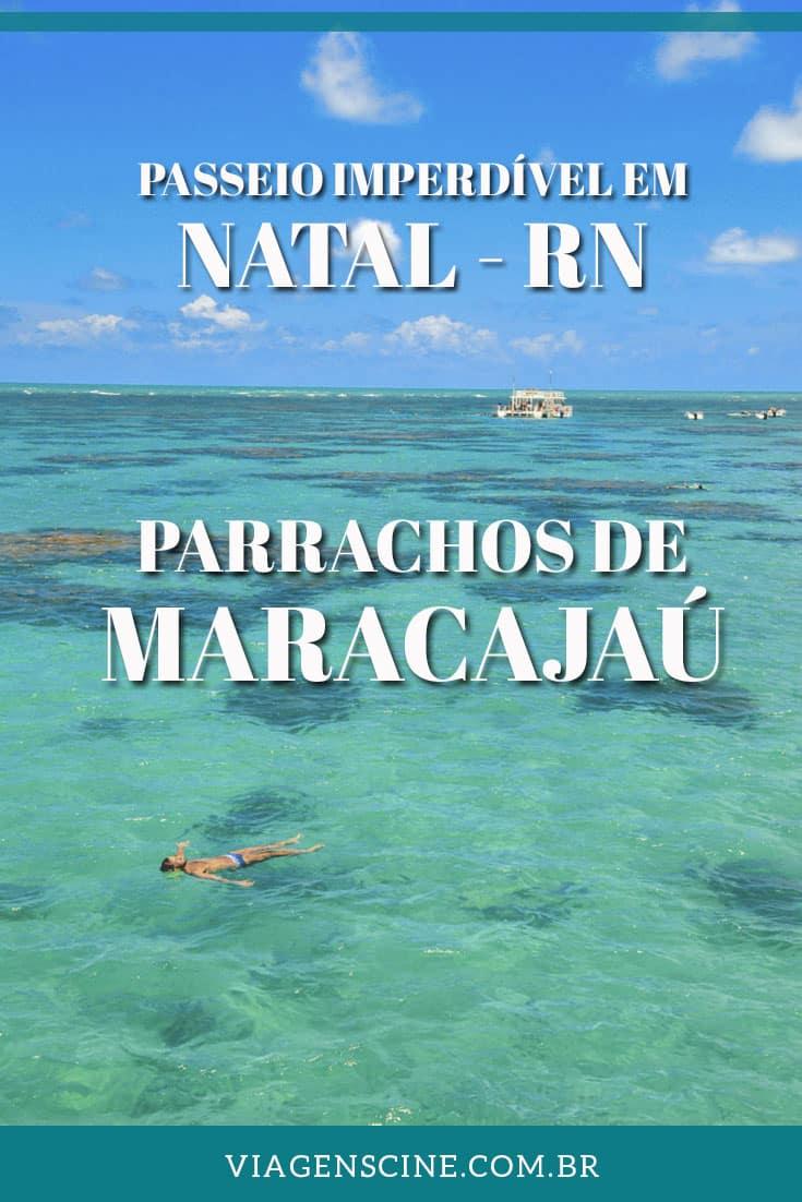 Parrachos de Maracajaú: Passeio de Natal até o Caribe do RN