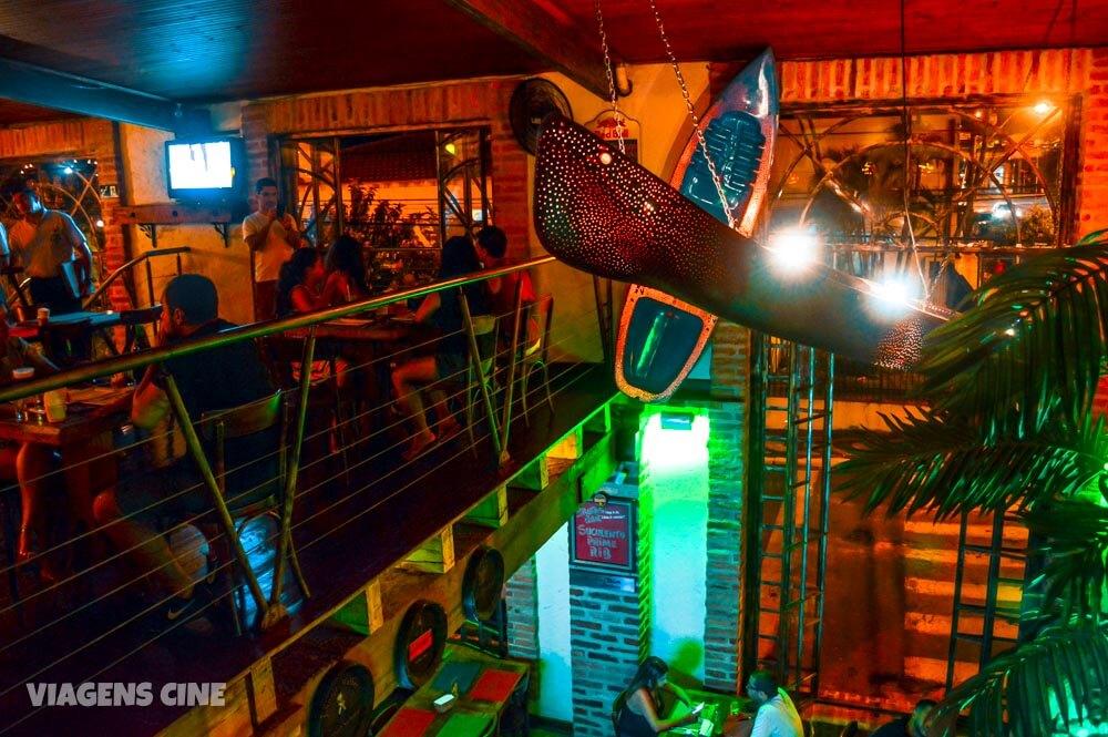 Brotas Bar e Restaurante Temático: Onde Comer em Brotas