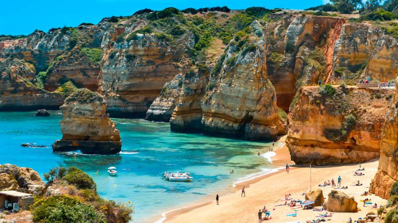 O que fazer em Algarve, Portugal: Dicas e Roteiro de Viagem. © Fabio Pastorello, Todos os Direitos Reservados