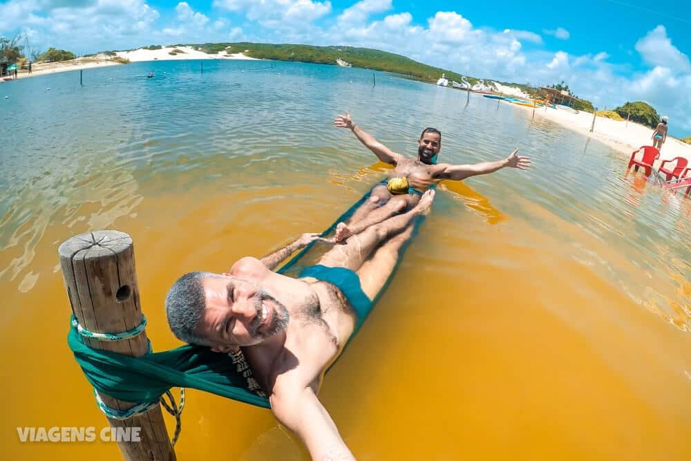 Dunas de Genipabu: Passeio de Buggy em Natal RN - Lagoa de Pitangui