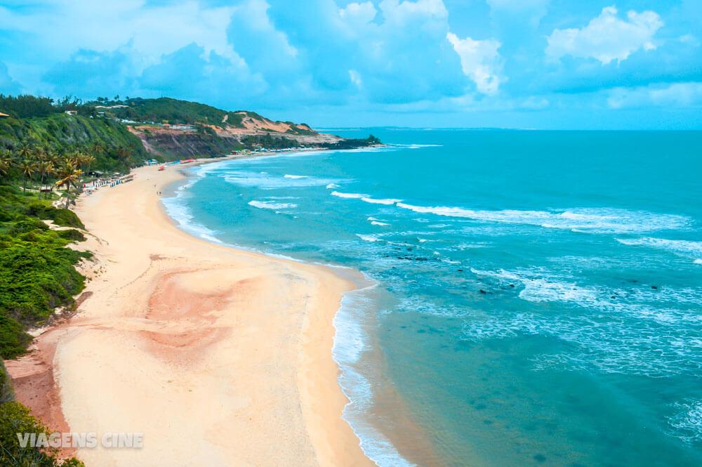 O que fazer em Pipa RN: Melhores Praias - Praia do Amor