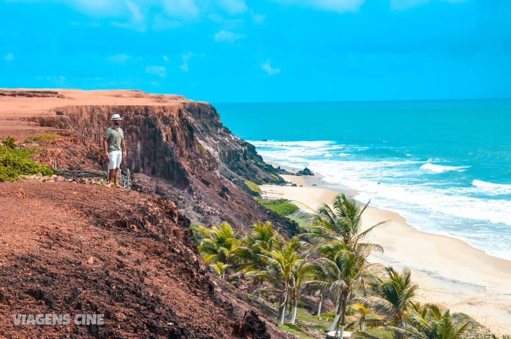 O que fazer em Pipa RN: Melhores Praias - Chapadão e Praia das Minas