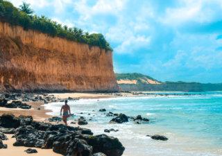 O que fazer em Pipa RN: Melhores Praias - Baía dos Golfinhos