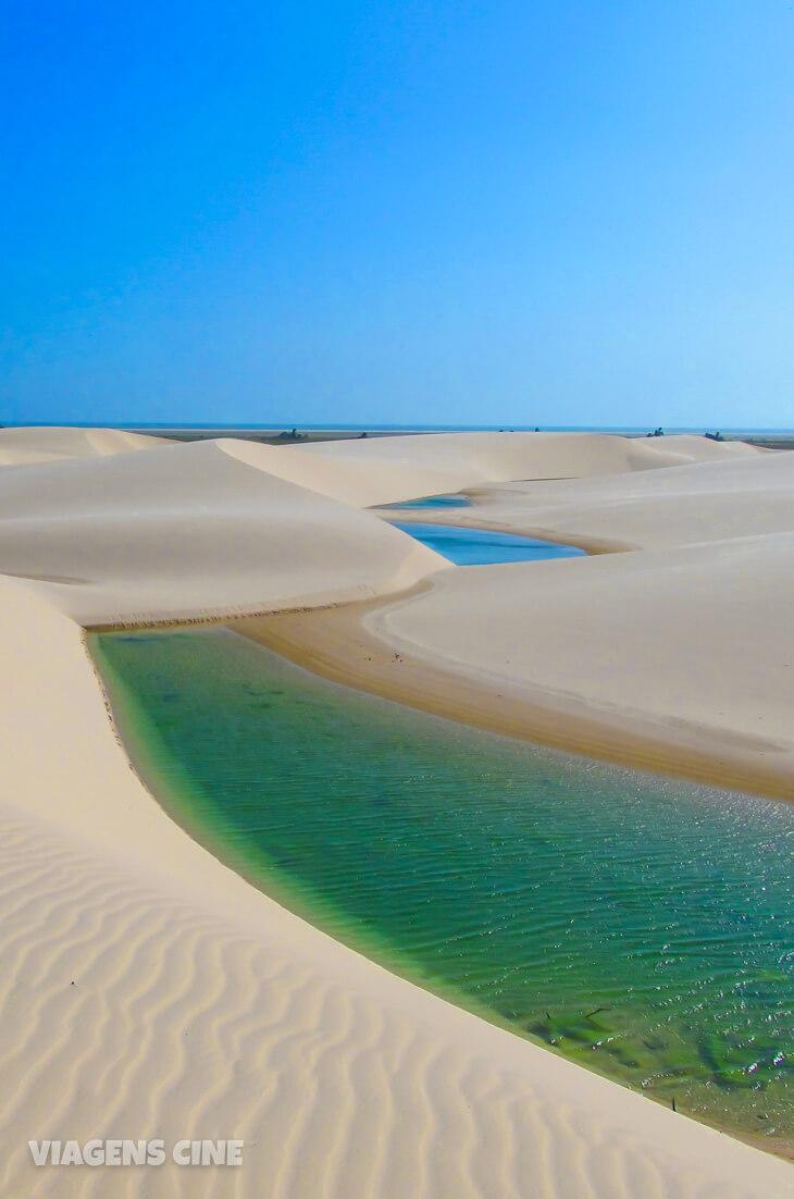 As 7 Maravilhas da Natureza do Brasil: Lençóis Maranhenses