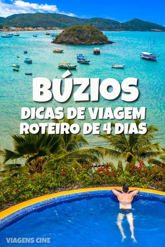 Búzios RJ: Dicas e Roteiro de Viagem em 4 Dias
