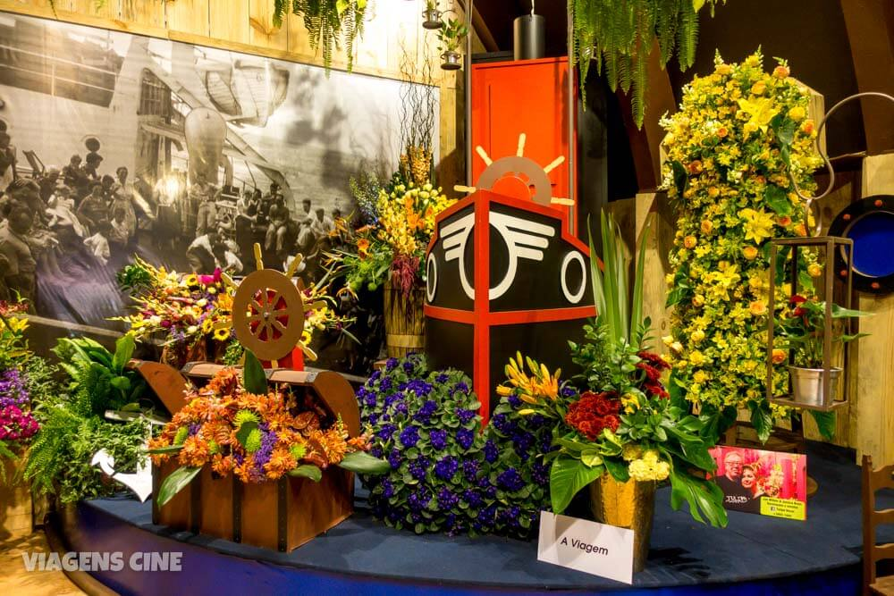 Holambra - Como Funciona a Expoflora 2018: Maior Feira de Flores da América Latina