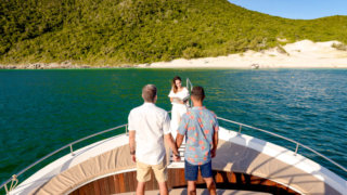 Passeio de Barco em Arraial do Cabo e Renovação de Votos