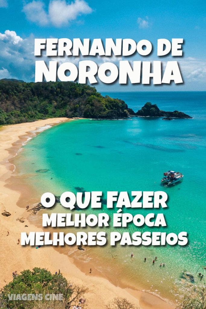 O que fazer em Fernando de Noronha - Dicas e Roteiro de Viagem e Melhores Pontos Turísticos