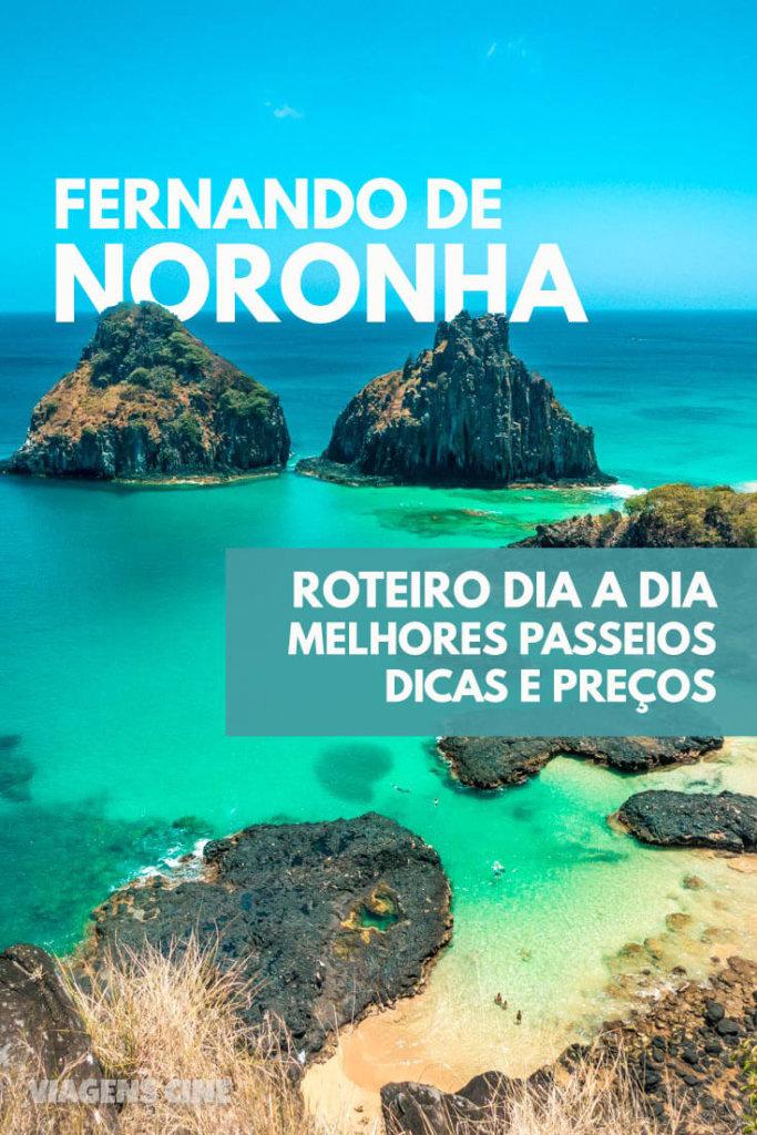 O que fazer em Fernando de Noronha - Dicas e Roteiro de Viagem e Os 10 Melhores Pontos Turísticos