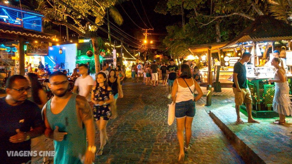 O que fazer em Arraial d'Ajuda - Bahia: Melhores Praias