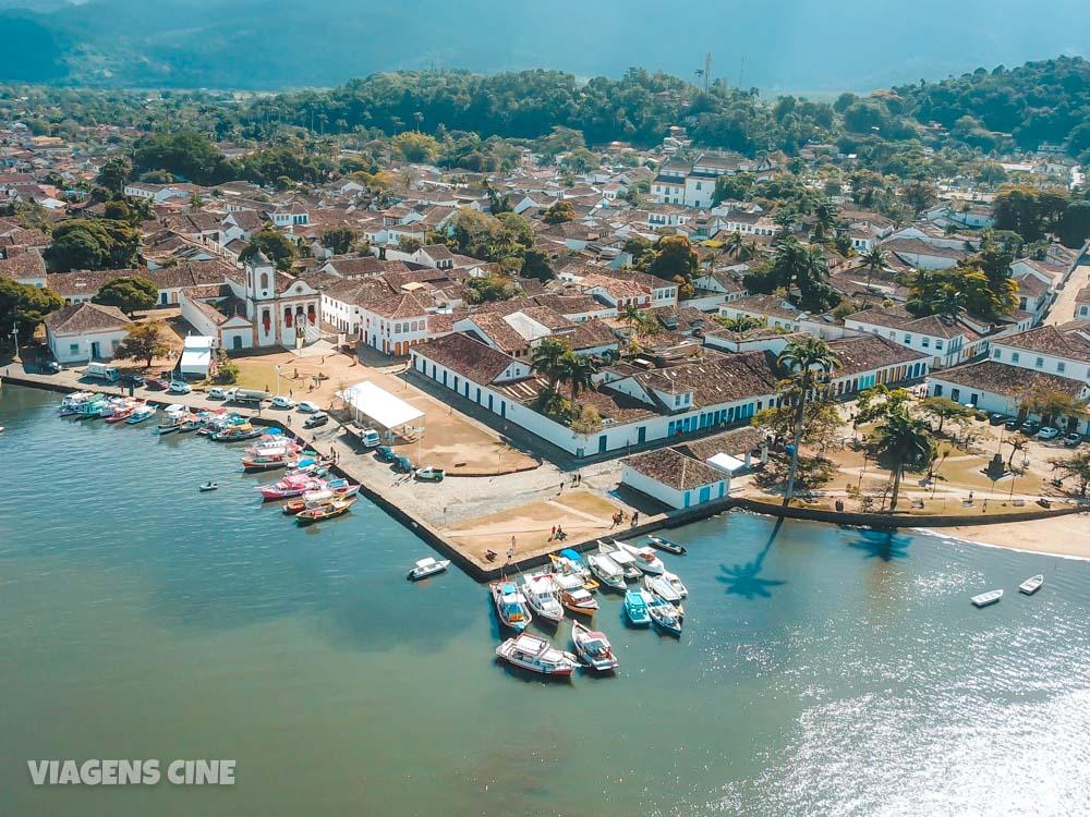 O que fazer em Paraty RJ: Dicas e Roteiro de Viagem com Ilha Grande