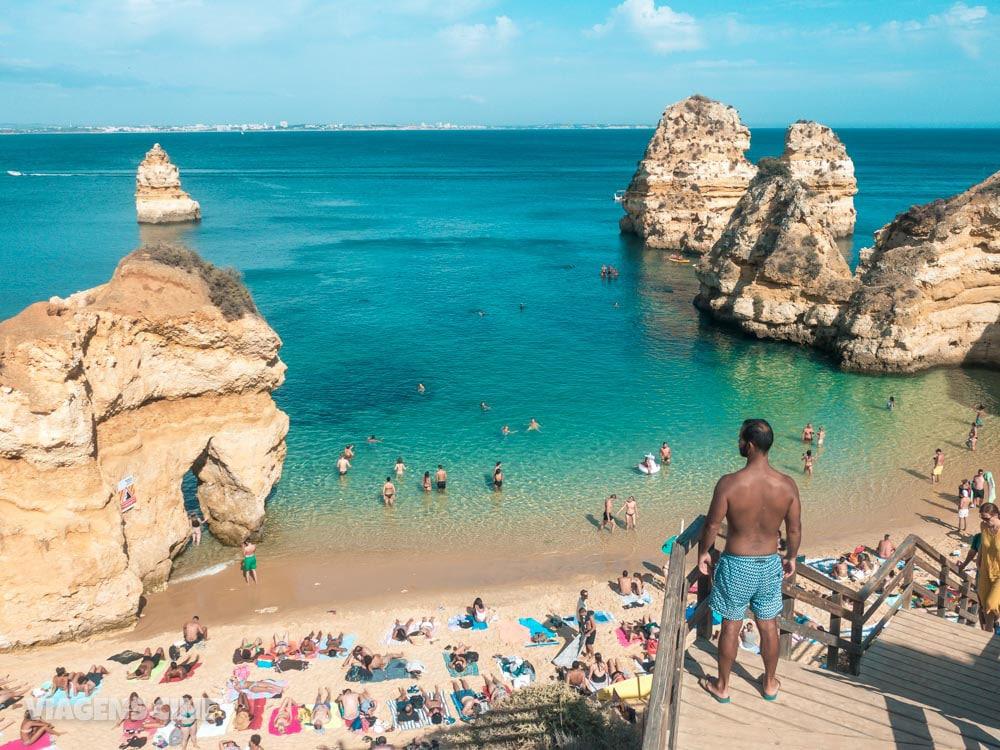 O que fazer no Algarve, Portugal: Dicas e Roteiro de Viagem - Praia do Camilo