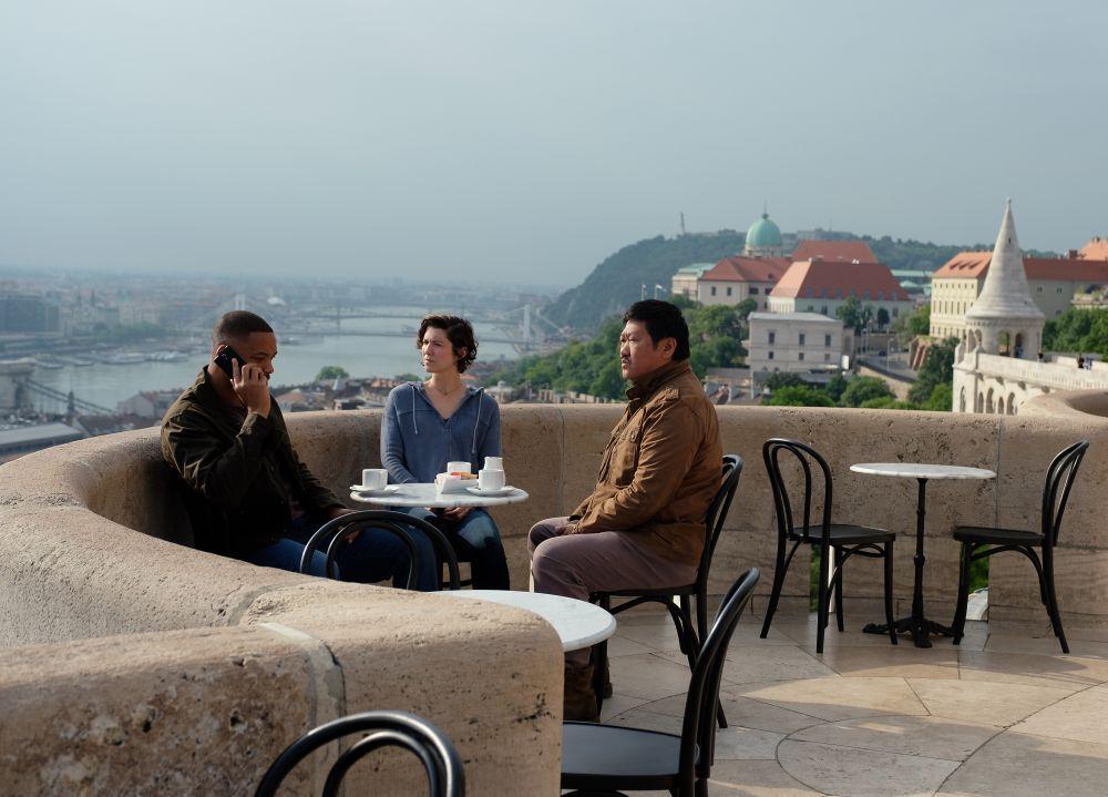Projeto Gemini: filme traz locações em Budapeste e Cartagena